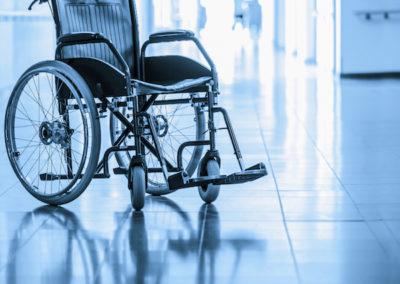 Twenty years ago, a rheumatoid arthritis diagnosis likely meant a future in a wheelchair.