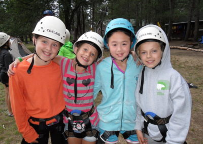 The Canadian Diabetes Association helps empower children to live beyond their diabetes through D-Camps, which provide children with a fun environment in which to learn how to manage their diabetes and the opportunity to spend time with others their age who are also living with the disease.