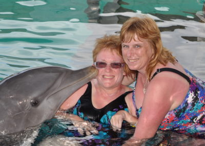 Bobbi received money from OFCP's Activity Funding Program, which enabled her to take her dream vacation and make memories that will last a lifetime.