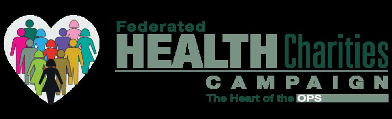 Federated Health Charities logo