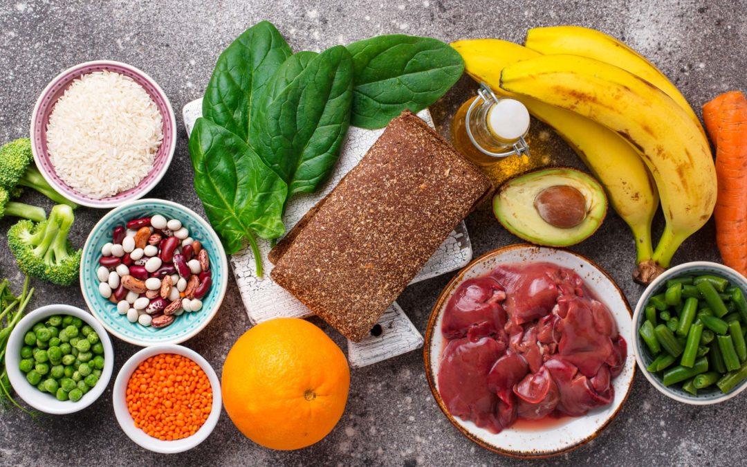 Health Hint! – Basics of Calories & Nutrients
